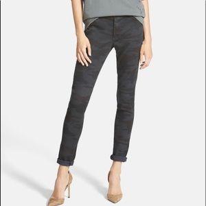 James jeans twiggy color espionage size 26